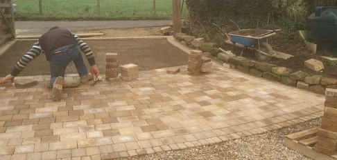 Paving Middlesbrough